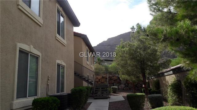 3355 Cactus Shadow #202, Las Vegas, NV 89129 (MLS #2034014) :: Vestuto Realty Group