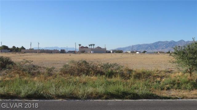 1701 S Pahrump Valley, Pahrump, NV 89048 (MLS #2034019) :: The Lindstrom Group