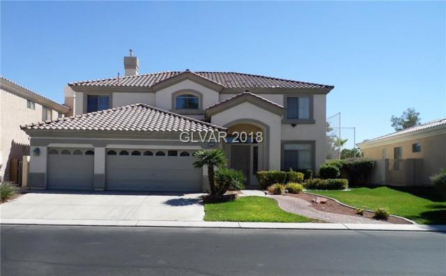301 Arbour Garden, Las Vegas, NV 89148 (MLS #2034053) :: The Snyder Group at Keller Williams Marketplace One