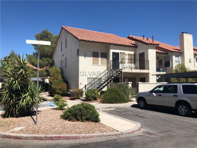 3924 Aquamarine #82, Las Vegas, NV 89103 (MLS #2034080) :: Sennes Squier Realty Group