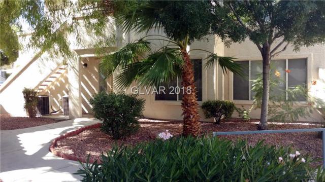 3425 E Russell #165, Las Vegas, NV 89120 (MLS #2034787) :: Vestuto Realty Group
