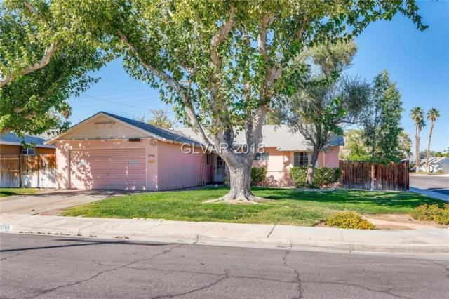 3708 La Pasada, Las Vegas, NV 89102 (MLS #2036320) :: Vestuto Realty Group