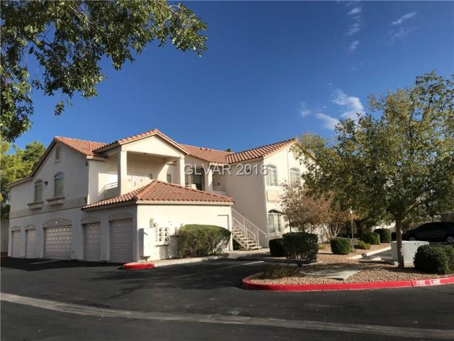 75 Valle Verde #424, Henderson, NV 89074 (MLS #2036929) :: The Snyder Group at Keller Williams Marketplace One