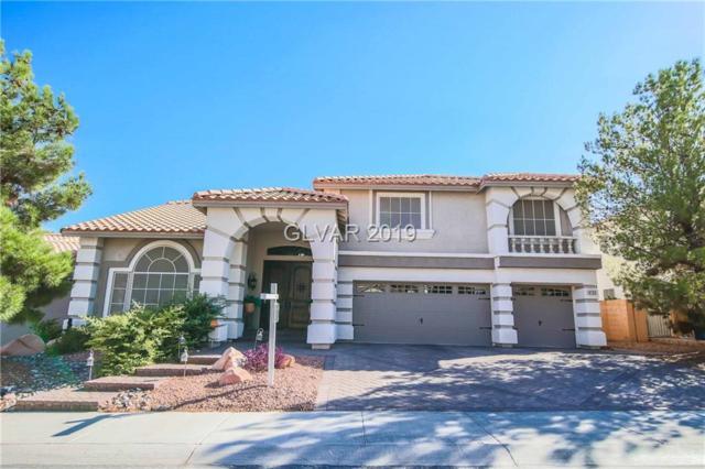 8733 Castle Ridge, Las Vegas, NV 89129 (MLS #2037682) :: The Snyder Group at Keller Williams Marketplace One