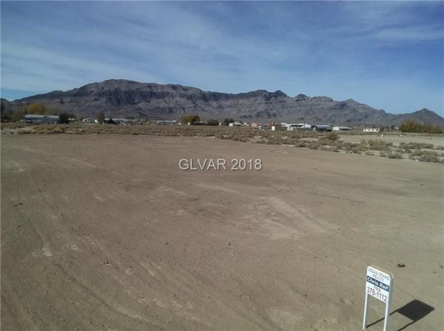 5050 N Ranch Vista, Pahrump, NV 89048 (MLS #2038372) :: Trish Nash Team