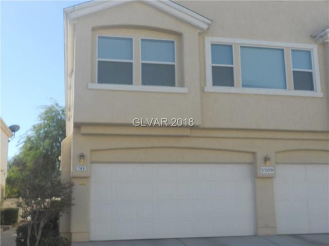 5509 Stacked Chips #103, Las Vegas, NV 89122 (MLS #2038871) :: Sennes Squier Realty Group