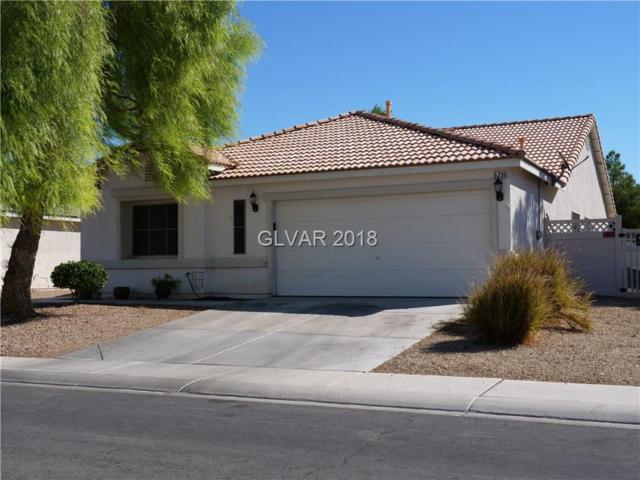 5736 Wizard Wand, North Las Vegas, NV 89031 (MLS #2038940) :: Vestuto Realty Group
