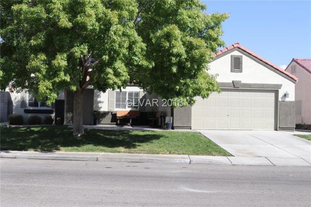 2116 Hawaiian Breeze, North Las Vegas, NV 89031 (MLS #2039044) :: The Machat Group | Five Doors Real Estate