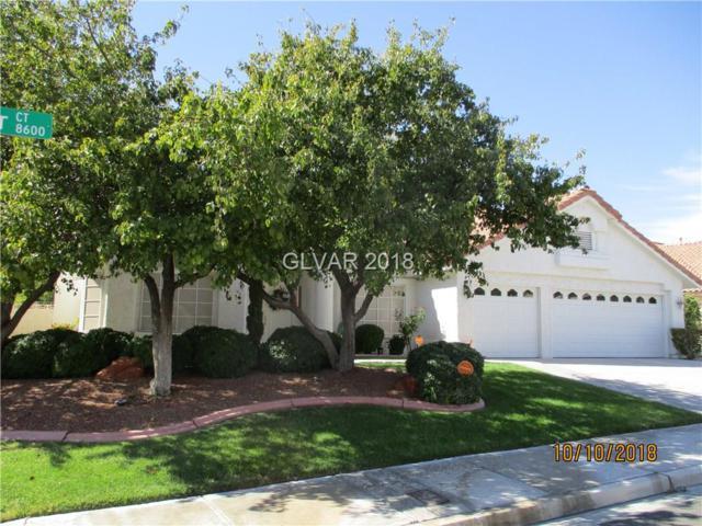 8601 Oliver, Las Vegas, NV 89145 (MLS #2039485) :: The Machat Group | Five Doors Real Estate