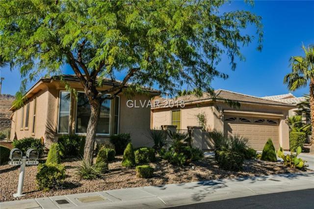 5135 Vincitor, Las Vegas, NV 89135 (MLS #2040235) :: The Snyder Group at Keller Williams Marketplace One