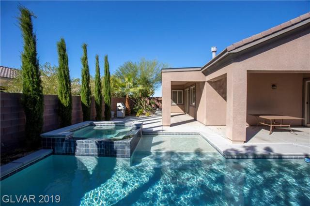 2693 Petit Tranon, Henderson, NV 89044 (MLS #2040515) :: Five Doors Las Vegas