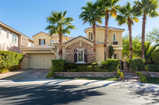 2198 Orchard Mist, Las Vegas, NV 89135 (MLS #2040522) :: The Machat Group | Five Doors Real Estate
