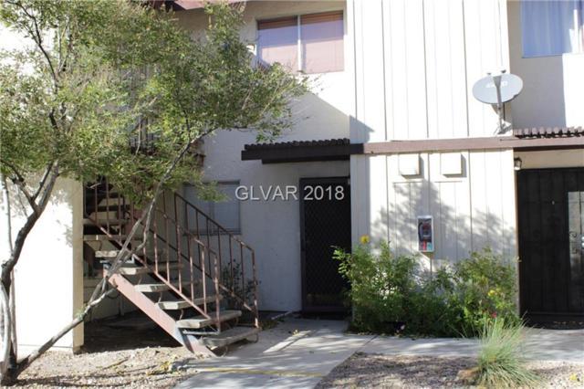 2358 Cardiff C, Las Vegas, NV 89108 (MLS #2040529) :: Sennes Squier Realty Group