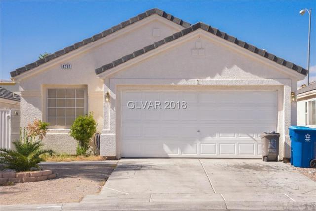 4281 Village Hills, Las Vegas, NV 89147 (MLS #2040613) :: The Snyder Group at Keller Williams Marketplace One