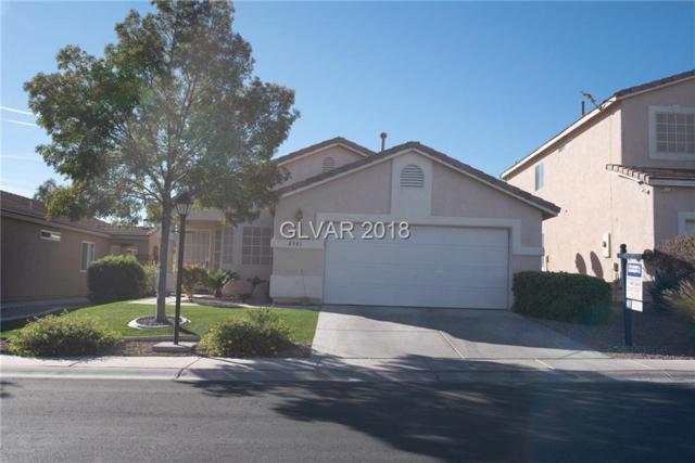8901 Spinning Wheel, Las Vegas, NV 89143 (MLS #2040631) :: Vestuto Realty Group