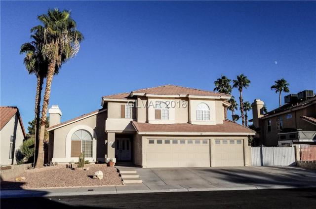 132 Arbor Way, Henderson, NV 89074 (MLS #2040760) :: The Snyder Group at Keller Williams Marketplace One
