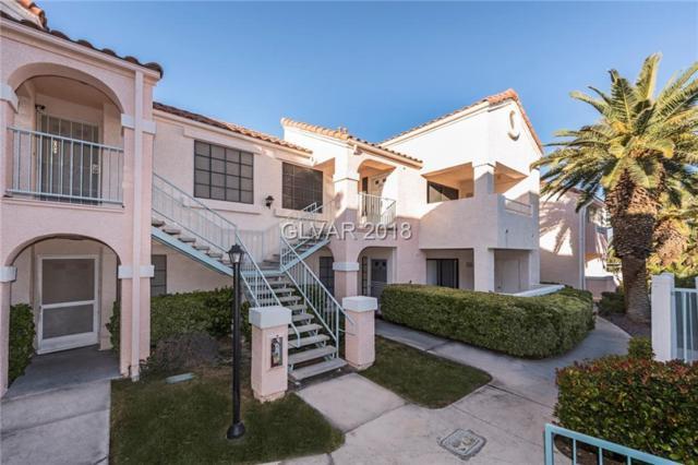 4805 Torrey Pines #203, Las Vegas, NV 89103 (MLS #2040762) :: Sennes Squier Realty Group