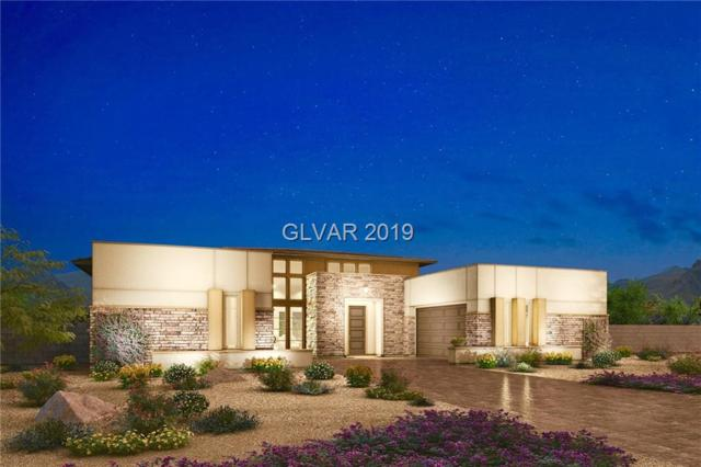 6682 Iron Square, Las Vegas, NV 89148 (MLS #2041178) :: The Snyder Group at Keller Williams Marketplace One