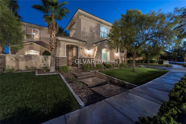 10895 Willow Heights, Las Vegas, NV 89135 (MLS #2041192) :: The Snyder Group at Keller Williams Marketplace One