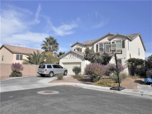 6318 Yellow Warbler, Las Vegas, NV 89148 (MLS #2041369) :: The Machat Group | Five Doors Real Estate