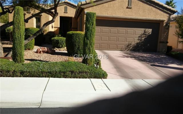 4926 Leffetto, Las Vegas, NV 89135 (MLS #2041723) :: The Snyder Group at Keller Williams Marketplace One