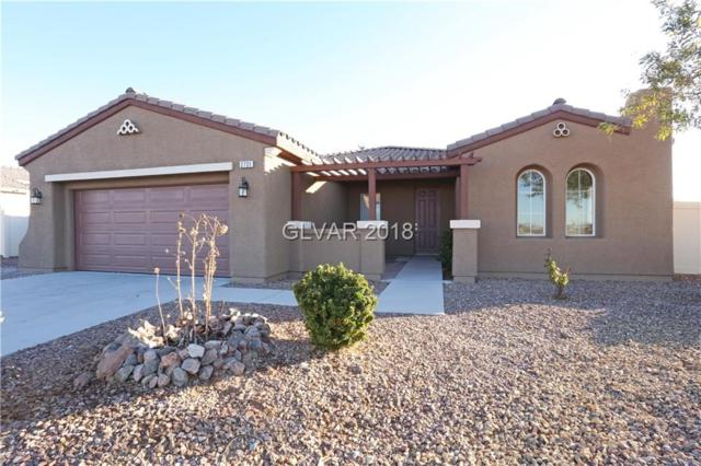 2731 E Fountain, Pahrump, NV 89048 (MLS #2041838) :: The Snyder Group at Keller Williams Marketplace One