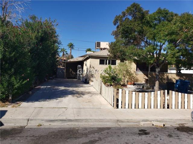 1312 Melville, Las Vegas, NV 89102 (MLS #2041846) :: The Machat Group | Five Doors Real Estate