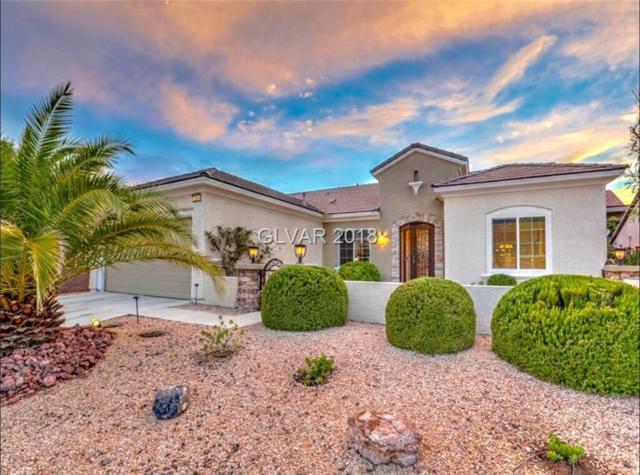 2205 Sandstone Cliffs, Henderson, NV 89044 (MLS #2041887) :: The Snyder Group at Keller Williams Realty Las Vegas