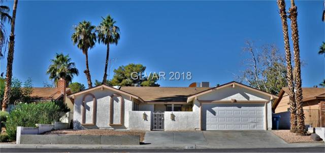3783 Casa Colorado, Las Vegas, NV 89121 (MLS #2041992) :: Vestuto Realty Group