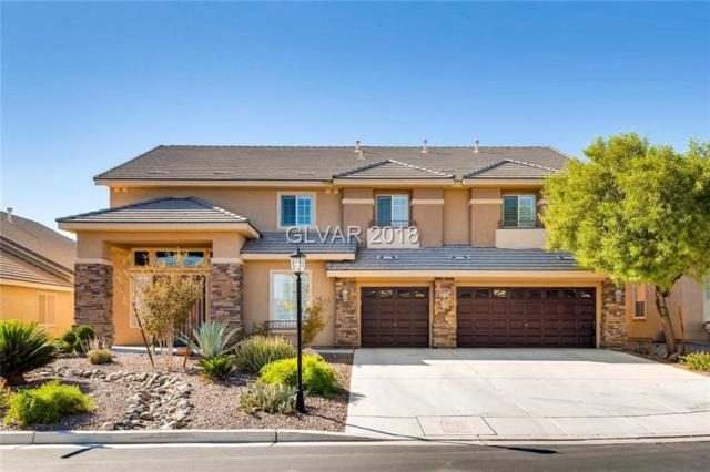 6129 Molly Malone, Las Vegas, NV 89130 (MLS #2042223) :: The Machat Group | Five Doors Real Estate