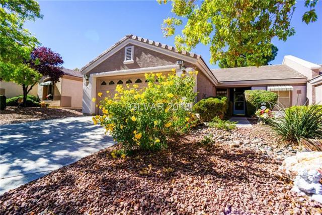 403 Golden State #2, Henderson, NV 89012 (MLS #2042391) :: Vestuto Realty Group