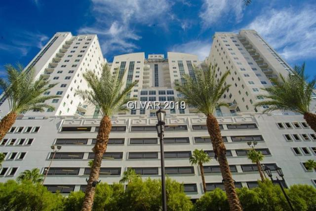 150 N Las Vegas #1019, Las Vegas, NV 89101 (MLS #2042490) :: Sennes Squier Realty Group