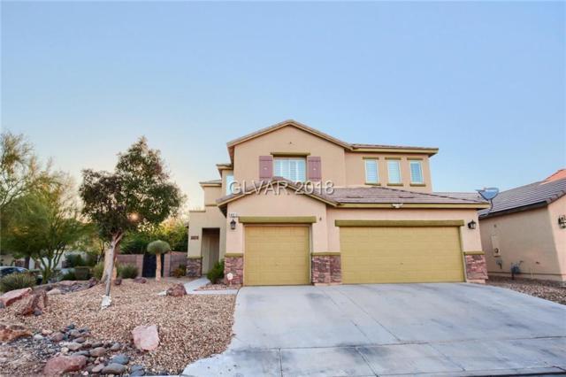 4815 Jade Ridge, North Las Vegas, NV 89081 (MLS #2043022) :: The Machat Group   Five Doors Real Estate