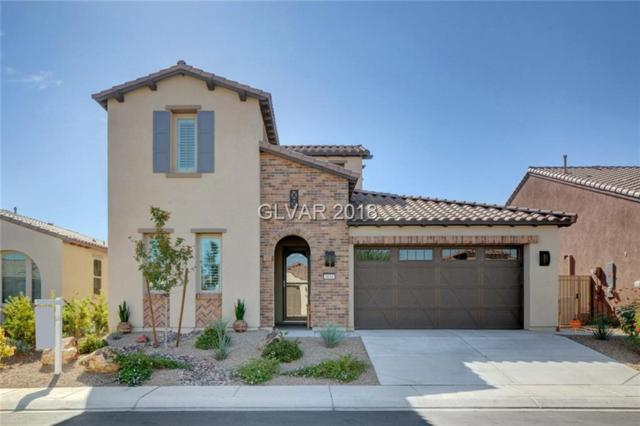 3641 Greenbriar Bluff, North Las Vegas, NV 89081 (MLS #2043229) :: Vestuto Realty Group