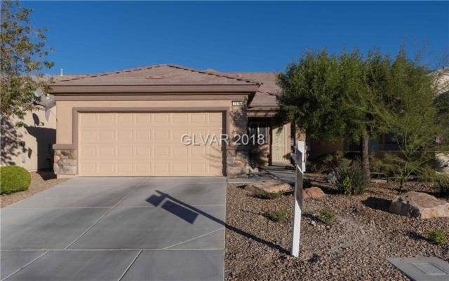 7576 Lily Trotter, North Las Vegas, NV 89084 (MLS #2043555) :: Vestuto Realty Group