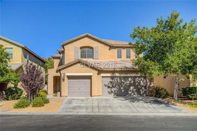 6364 Maratea, Las Vegas, NV 89130 (MLS #2043580) :: The Machat Group   Five Doors Real Estate