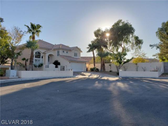 6337 Echo Canyon, Las Vegas, NV 89130 (MLS #2044287) :: Trish Nash Team
