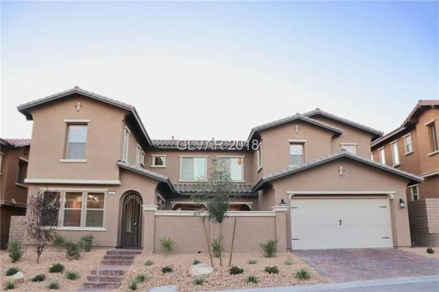 391 Capistrano Vistas, Las Vegas, NV 89138 (MLS #2044397) :: Vestuto Realty Group