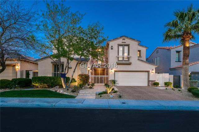 2952 Soft Horizon, Las Vegas, NV 89135 (MLS #2044719) :: The Machat Group | Five Doors Real Estate