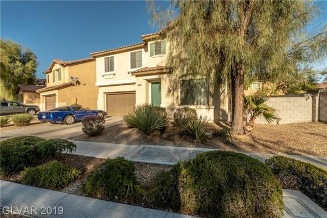 5508 Doe Springs, North Las Vegas, NV 89031 (MLS #2044781) :: Vestuto Realty Group