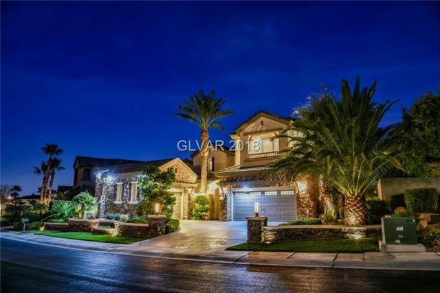 1911 Alcova Ridge, Las Vegas, NV 89135 (MLS #2044788) :: The Machat Group | Five Doors Real Estate