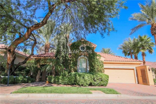 48 Via Paradiso, Henderson, NV 89011 (MLS #2044833) :: Signature Real Estate Group