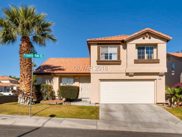 8780 Country View, Las Vegas, NV 89129 (MLS #2044905) :: Vestuto Realty Group