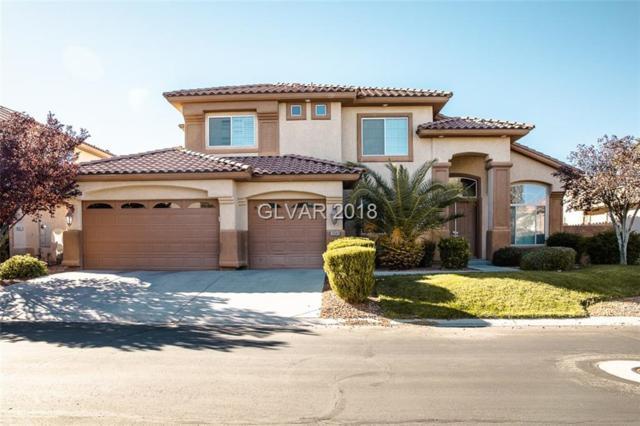 10543 San Palatina, Las Vegas, NV 89141 (MLS #2045571) :: The Snyder Group at Keller Williams Marketplace One