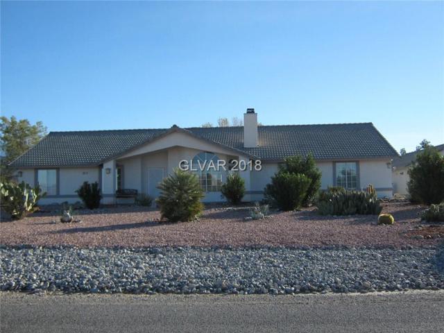3611 S Cathi, Pahrump, NV 89048 (MLS #2045627) :: The Machat Group | Five Doors Real Estate