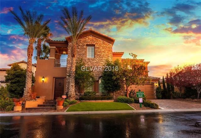 4079 Villa Rafael, Las Vegas, NV 89141 (MLS #2045875) :: The Snyder Group at Keller Williams Marketplace One