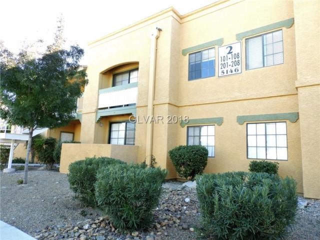 5146 Jones #102, Las Vegas, NV 89118 (MLS #2046351) :: Vestuto Realty Group