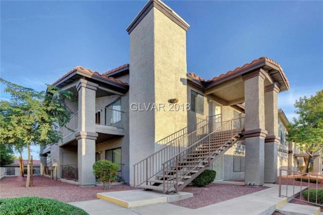 1575 Warm Springs #1122, Henderson, NV 89014 (MLS #2046948) :: Sennes Squier Realty Group