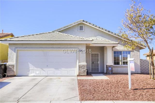 5447 Echo Hawk, North Las Vegas, NV 89031 (MLS #2047640) :: ERA Brokers Consolidated / Sherman Group