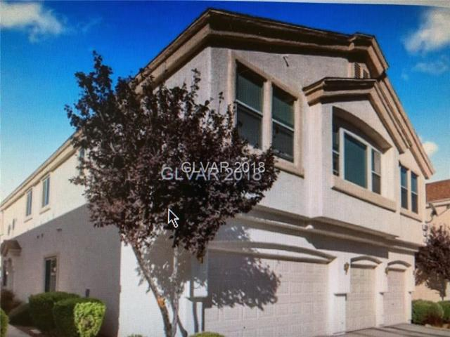 8658 Tomnitz #102, Las Vegas, NV 89178 (MLS #2047692) :: Sennes Squier Realty Group